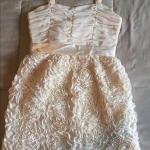 Girls beautiful ruffle dress